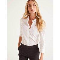 Modern Classic Shirt White Women Boden, White