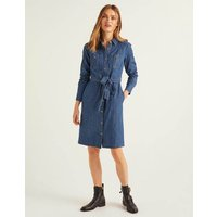 Holly Denim Dress Denim Women Boden, Denim