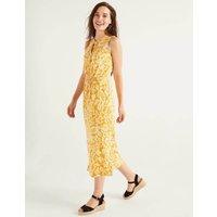 Eliza Jersey Midi Dress Tuscan Sun, Spotty Paisley Women Boden, Tuscan Sun, Spotty Paisley