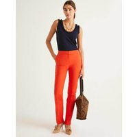 Richmond Trousers Orange Women Boden, Orange