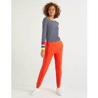 Richmond 7/8 Trousers Orange Women Boden, Orange