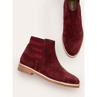 Boden Burford Chelsea Boots Purple Christmas Boden, Purple