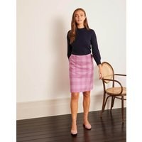 Atkins Tweed Mini Pink/Ivory Check Women Boden, Pink/Ivory Check