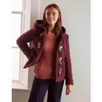 Elgin Borg Jacket Purple Women Boden, Purple