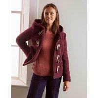 Elgin Borg Jacket Purple Women Boden, Purple