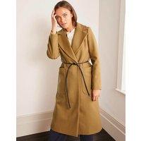 Edale Belted Coat Camel Women Boden, Camel