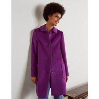 Clifford Coat Jewel Purple Women Boden, Jewel Purple
