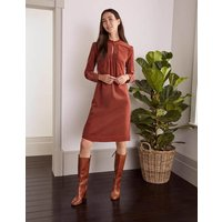 Cornelia Cord Dress Red Oak Women Boden, Red Oak