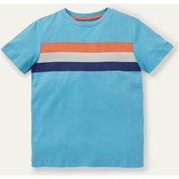 Vorgewaschenes T-Shirt aus Flammgarn LBL Boden Boden, LBL