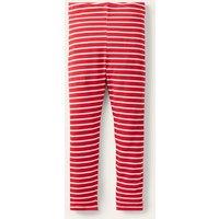 Fun Leggings Rockabilly Red/ Ivory Boden, Rockabilly Red/ Ivory