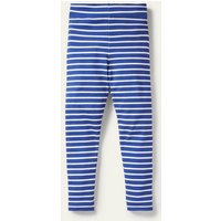 Fun Leggings Elizabethan Blue/Ivory Boden, Elizabethan Blue/Ivory