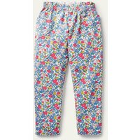 Pull-on Trousers Multi Apple Blossom Floral Boden, Multi Apple Blossom Floral