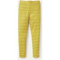Fun Leggings Sweetcorn Yellow/ Ivory Boden, Sweetcorn Yellow/ Ivory