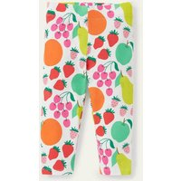 Fun Cropped Leggings Multi Tutti Fruitti Boden, Multi Tutti Fruitti