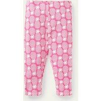 Fun Cropped Leggings Party Pink Pineapple Geo Boden, Party Pink Pineapple Geo