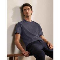 Classic Cotton T-shirt London Grey Boden, London Grey
