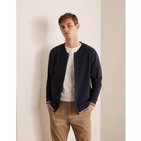 Boden Irvine Button Through Navy Men Boden, Navy