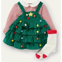 Christmas Tree 3 Piece Set Forest Green Christmas Tree Baby Boden, Forest Green Christmas Tree.