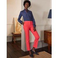 Richmond 7/8 Trousers Bright Coral Women Boden, Bright Coral