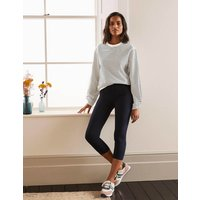 Verity Sweatshirt Navy, Ivory, Skinny Stripe Women Boden, Navy, Ivory, Skinny Stripe