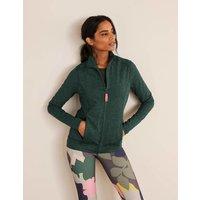 Mischa Zip Through Jacket Palm Leaf Women Boden, Palm Leaf