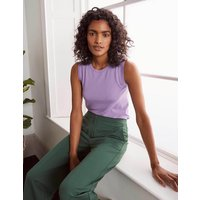 Favourite Knitted Tank Cool Violet Women Boden, Cool Violet