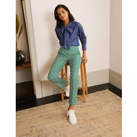 Richmond 7/8 Trousers Sapling, Compass Knot Women Boden, Sapling, Compass Knot