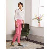 Richmond 7/8 Trousers Pink Women Boden, Pink