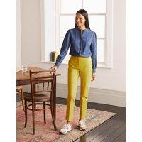 Richmond 7/8 Trousers Chartreuse Women Boden, Chartreuse