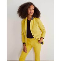 Smyth Ponte Blazer Yellow Women Boden, Yellow
