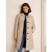 Hatfield Coat Natural Women Boden, Natural