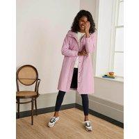 Tiverton Raincoat Pink Women Boden, Pink