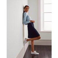 Abingdon Mini Skirt Navy Women Boden, Navy