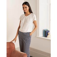 Florence Top Ivory Women Boden, Ivory