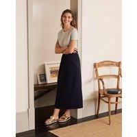 Ruched Waist Skirt Navy Women Boden, Navy