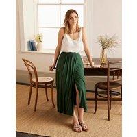 Helana Wrap Skirt Palm Leaf Women Boden, Palm Leaf