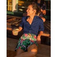 Danby Pull On Shorts Palm Leaf, Paradise Jungle Women Boden, Palm Leaf, Paradise Jungle