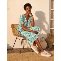 Tessa Midi Dress Ivory, Orchard Women Boden, Ivory, Orchard