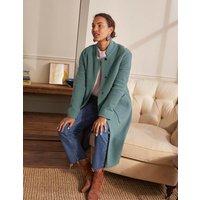 Chiltern Wool Blend Coat Heath Boden, Heath