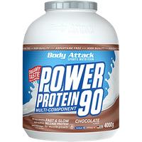 Body Attack Power Protein 90 - 4kg