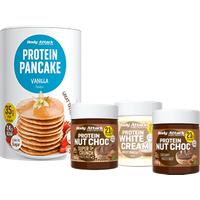 Body Attack Protein Choc Pancake Paket - klein