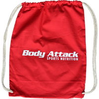 Body Attack Sports Nutrition Gym Bag
