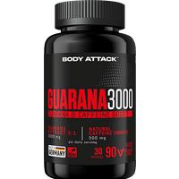 Body Attack Guarana 3000 - 90 Caps