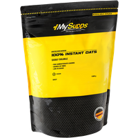 My Supps 100% Instant Oats - 1000g