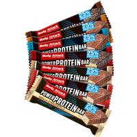 Body Attack Power Protein-Bar Variety Pack - 7er