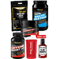 My Supps Pre Workout Paket - Standard