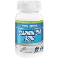 Body Attack Clarinol CLA 3200 Restposten - 90 Softgel Caps