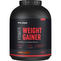 Body Attack Power Weight Gainer - 4,75 kg Restposten