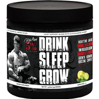 Rich Piana 5% Nutrition Drink Sleep Grow Night Time Aminos (450g)