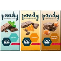 Pandy Protein Chocolate 80g Bar